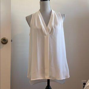 vince Camuto sleeveless blouse